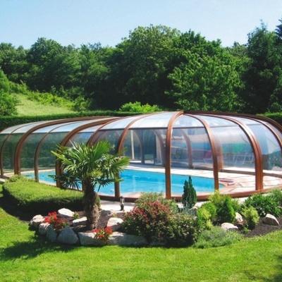 Presupuesto piscina temperada cerrada freire regi n ix for Construccion piscina temperada