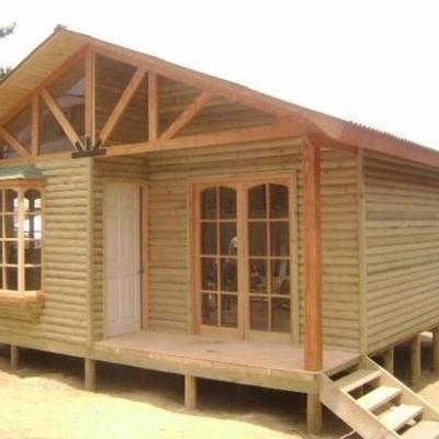 Caba a de madera lipimavida vichuqu n regi n vii maule for Cabana madera precio