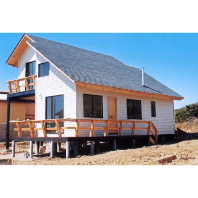 Instalaci n casa prefabricada 54m2 la serena regi n iv - Presupuesto casas prefabricadas ...