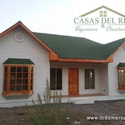 Casa Prefabricada Rancagua Rengo Region Vi Libertador B O