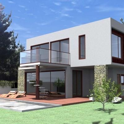 Casas prefabricadas mediterraneas ideas de disenos for Casas prefabricadas mediterraneas