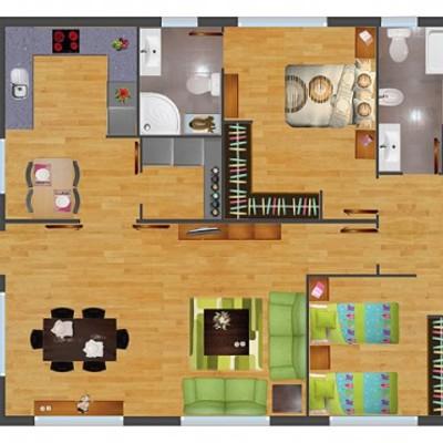 Comprar una casa prefabricada 3 dormitorios salamanca - Presupuesto casa prefabricada ...