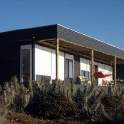 Casa prefabricada huentelauquen coquimbo regi n iv - Habitaciones prefabricadas precios ...
