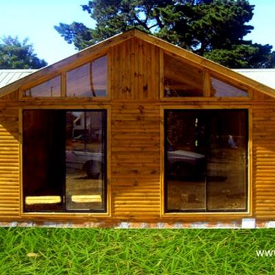 Construir casa vacacional o para zona rural 120 metros for Precio construir casa 120 metros