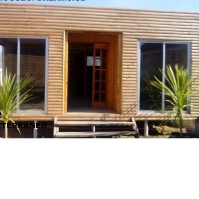 Quiero construir una casa cuadrada de madera mantagua for Quiero construir una casa