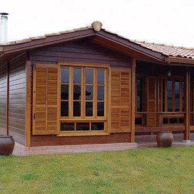 Casas prefabricadas valores san vicente de tagua regi n for Casillas de madera precios