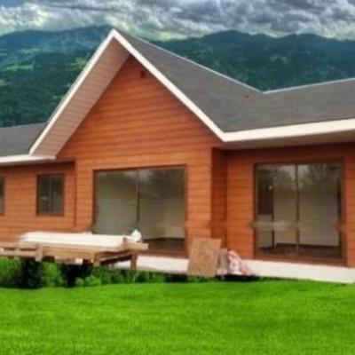 Casa metalcom o ladrillo 100mts pirque regi n for Precio construir casa 120 metros