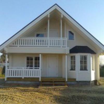 Casa Prefabricada De 2 Piso Camino Viejo Catemu Region V