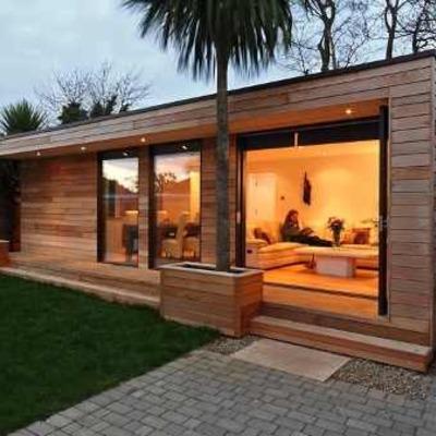Casa estilo mediterr nea para segundo piso en vulcometal for Casas prefabricadas mediterraneas