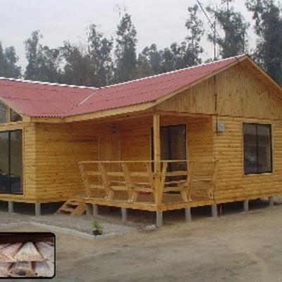 Casa prefabricada o construcci n en el lugar santiago - Presupuesto casa prefabricada ...