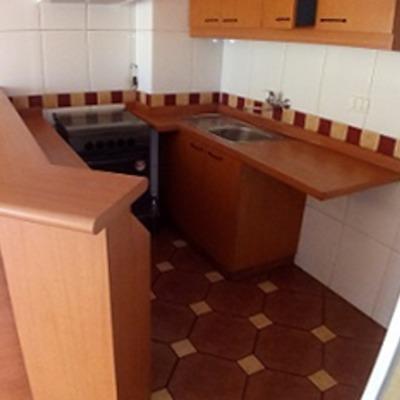 Cambio de muebles de cocina americana - Lira con Curico, Santiago ...