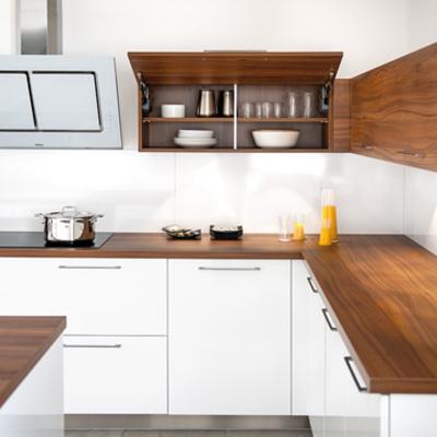 Muebles de cocina cubierta madera - Ñuñoa (Región Metropolitana ...