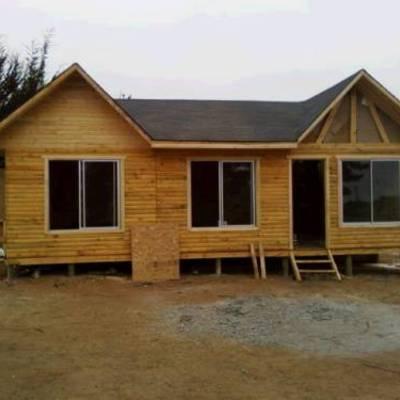 Construir una casa econ mica de 60 m2 aprox la uni n for Construir casa precio m2