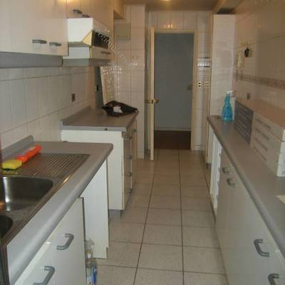 Remodelar cocina departamento, concepto abierto - Providencia ...