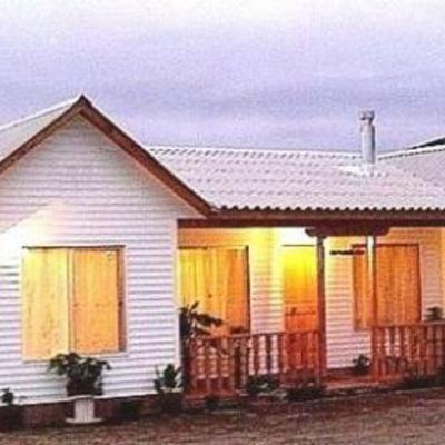 Construir casa prefabricada de madera caldera regi n - Construir casa prefabricada ...