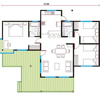 Precio construir casa en regi n ix la araucan a caut n habitissimo - Precio construir casa ...