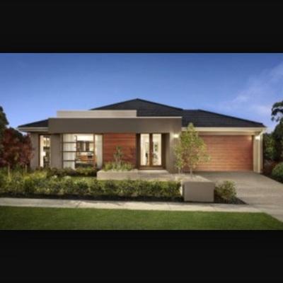 Construir una casa moderna para parcela de app 100 metros - App para disenar casas ...
