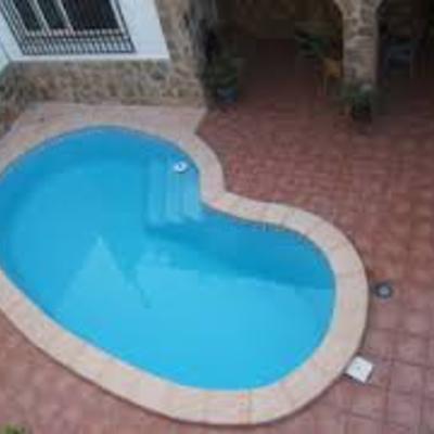 Construir piscina en forma de ri on peque a copiap for Que necesito para construir una piscina