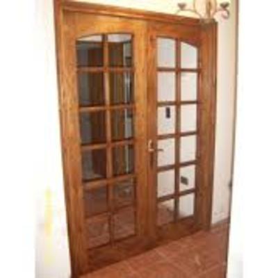 Mampara de madera 2 puertas quilicura regi n metropolitana santiago habitissimo - Como hacer una mampara ...