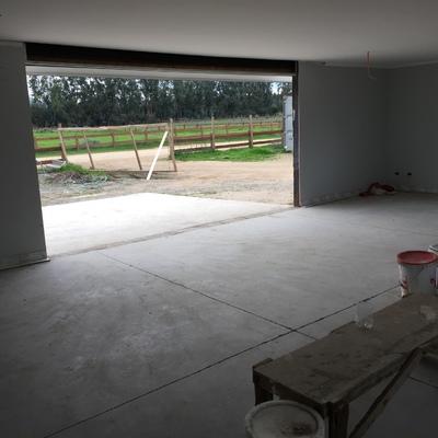 Pulido piso cemento 70 m2 limache sector los laureles for Cemento pulido precio m2