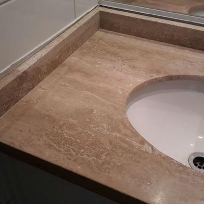 Reinstalar mueble lavamanos ba o providencia regi n for Lavamanos sin instalacion