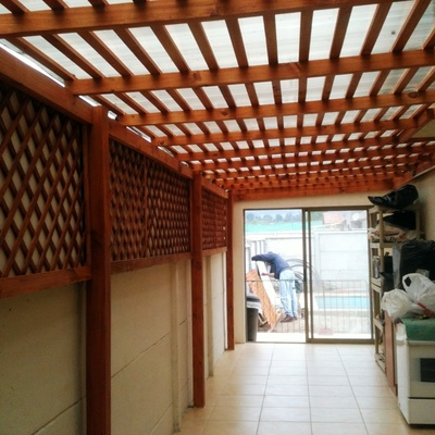 Construcci n de logia buin regi n metropolitana maipo for Precios de cobertizos