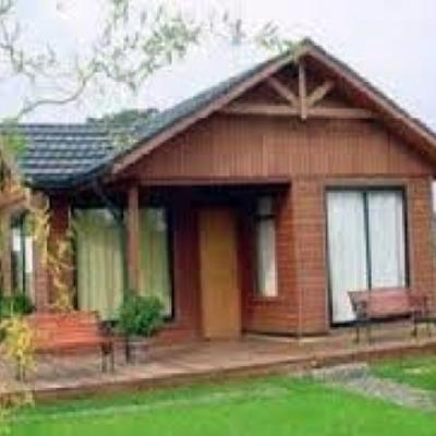 Dise o de una casa estilo caba a lautaro regi n ix la for Disenos de cabanas