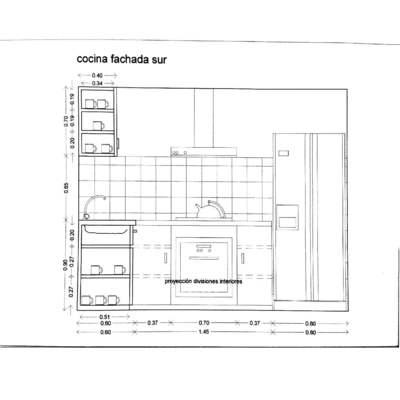 Muebles de cocina closet grande a medida ya est hecho for Diseno de muebles vina del mar