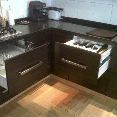 Dise o y fabricacion de muebles de cocina a medida talca regi n vii maule talca habitissimo - Precios muebles de cocina a medida ...