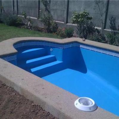 Construcci n de piscina de 3x7 ciudad de los valles - Precio construccion piscina ...