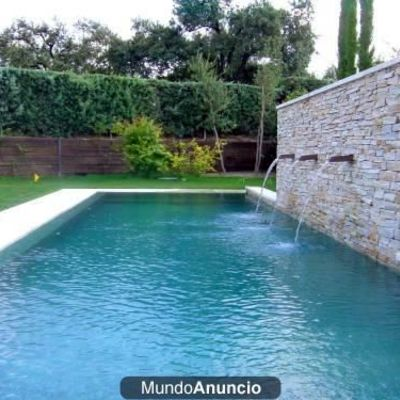 Precio construir piscina fabulous piscinas gato escaleras for Costo de construir una piscina