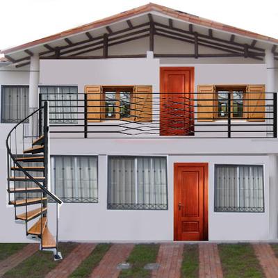 Construir de casa segundo piso pudahuel regi n for Como hacer una piscina en un segundo piso