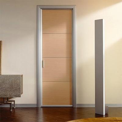 Colocar una puerta corredera que separe el dormitorio del - Puertas correderas empotradas ...