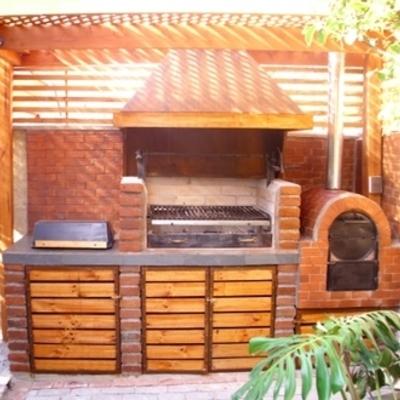 Construccion quincho con horno independencia regi n metropolitana santiago habitissimo - Hornos para casa ...