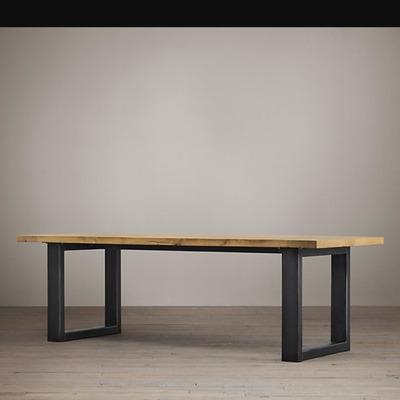 Hacer estructura metalica mesa comedor las condes regi n metropolitana santiago habitissimo - Mesa de trabajo metalica ...
