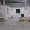 Instalación eléctrica de 2 oficinas tipo contenedor des caja eléctrica