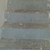 Terminar baño,instalar porcelanato en escalera