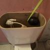 Reparar estanque inodoro
