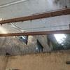 Agregar vidrio y madera a terraza