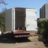 Instalacion de piso para carroceria de camion