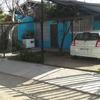 Rejas para casa con entrada,  con un frente de 10 metros y un costado de 4 metros aprox.