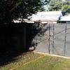 Provisión de materiales y construcción de portón metálico