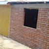 Ampliar dormitorios en segundo piso sobre paredes de ladrillo princesa dos dormitorios el 6 ×3 1/2 ancho