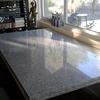 Traslado de cubierta de mesa
