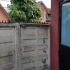 Reemplazo pandereta por muro de ladrillo