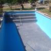 Pintar piscina, en la florida
