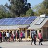 Paneles solares concepcion