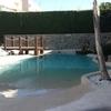 Construir piscina de arena