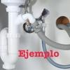 Gasfiteria - conexión a lavadora en lavaplatos