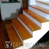 Remodelación de escalera